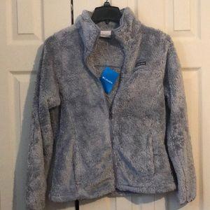 Columbia fleece full zip